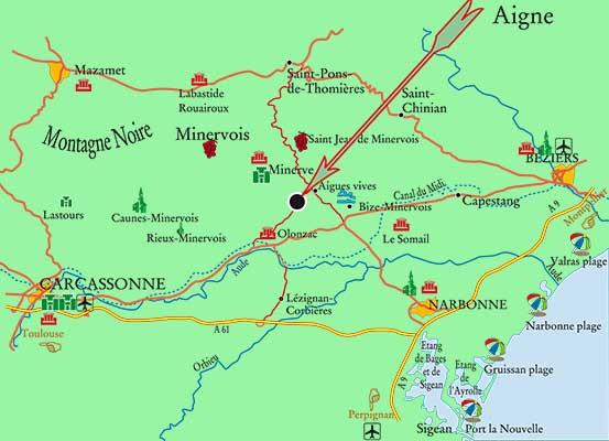 les cartes du minervois With plan de maison en ligne 2 les cartes du minervois